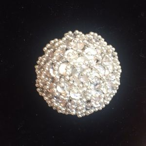 Vintage Vendome Cluster Brooch